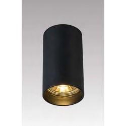 ZUMA LINE LAMPA SUFITOWA, ZUMA LINE LAMPA TUBA SL 1, CZARNA LAMPA TUBA, CZARNA TUBA ZUMA LINE, 92680 Zuma Line, DEKORPLANET