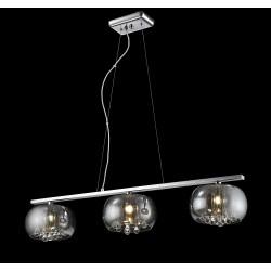 LAMPA WISZĄCA RAIN, rain, P0076-03S-F4K9, Zuma Line, zumaline, oświetlenie, lampy, lampy wiszące, dekorplanet