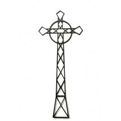 Krzyż Tarnica, wiszący, floxxy, do domu, metalowy, dekorplanet, krzyże, ścienne, wiszące, krzyż