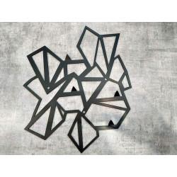 Wieszak na ubrania ORGANITRICKS SMALL, wieszak na ścianę, metalowy wieszak, wieszak dekoracyjny na ubrania,