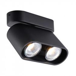 ZUMA LINE RONDIA 2, ACGU10-147 Zuma Line, LAMPA SUFITOWA CZARNA, CZARNE LAMPY SUFITOWE, CZARNE LAMPY ZUMA LINE, LAMPY SUFITOWE Z