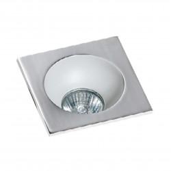 Lampa HUGO 1 Downlight bez wkładu GM2118S Downlight aluminium / al Azzardo