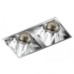 Lampa PIO 2 GM2208 Chrome / aluminum IP20 Azzardo